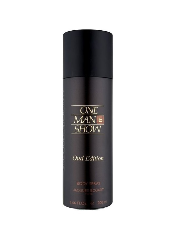 One Man Show Oud Edition Body Spray 200 ml