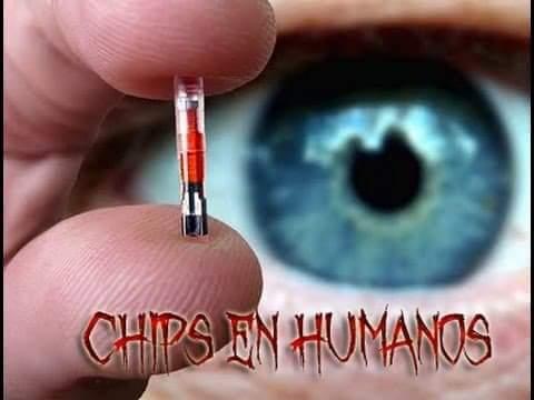 Medios Aseguran Que Todo Ser Humano Se Le pondrá Chip.