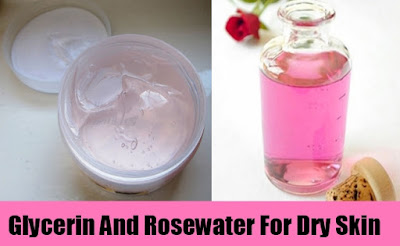 Rose Water For Dry Skin