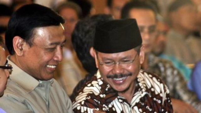 Image result for wiranto HTI ISIS