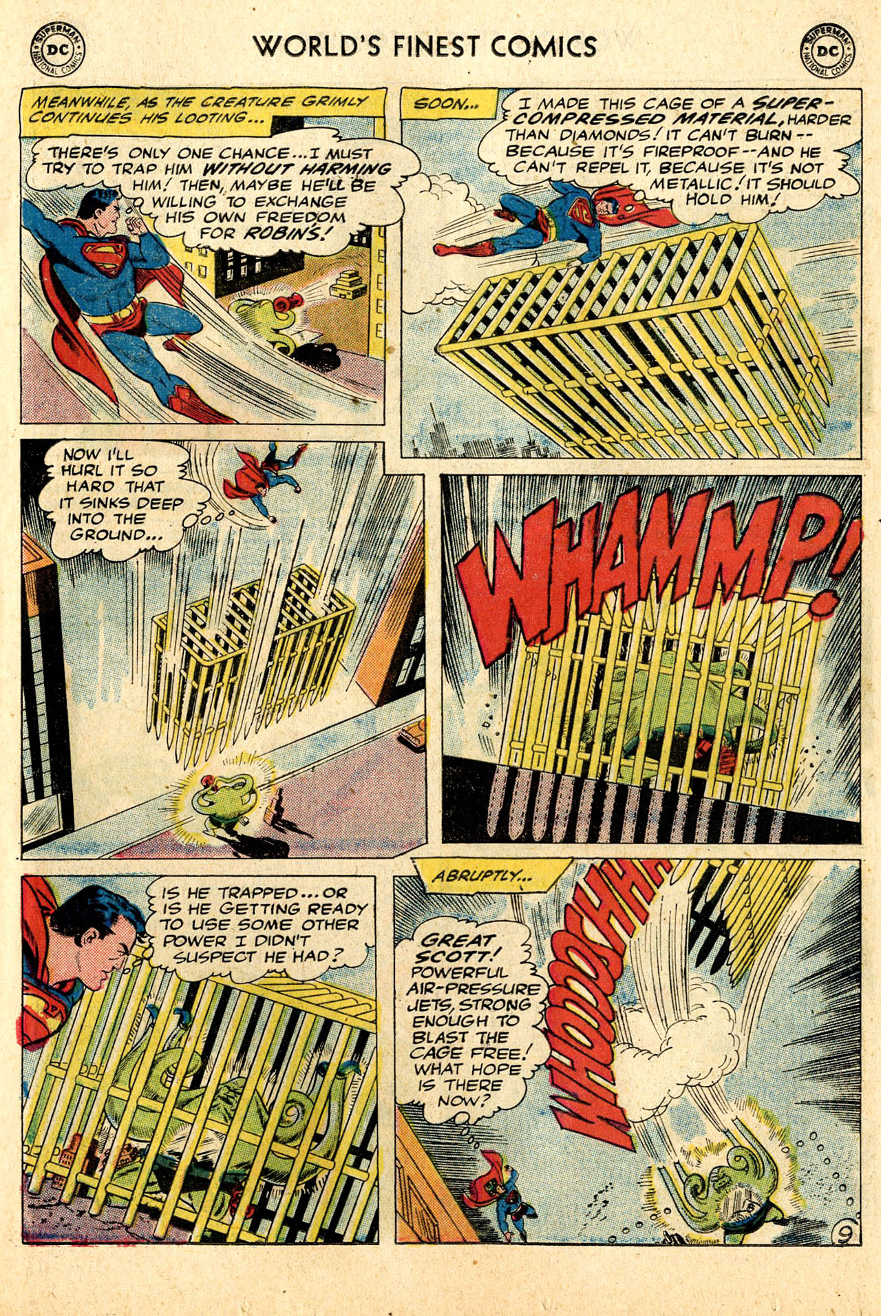 Read online World's Finest Comics comic -  Issue #110 - 11