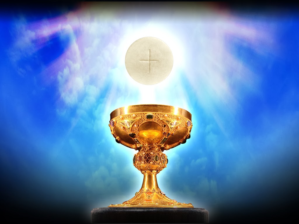 the eucharist Definition of eucharist - the christian service, ceremony, or sacrament commemorating the last supper, in which bread and wine are consecrated and consumed.
