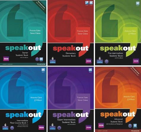 Speak Out Pre-intermediate Students Book