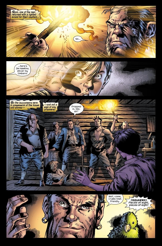 Read online Treasure Island comic -  Issue #5 - 7