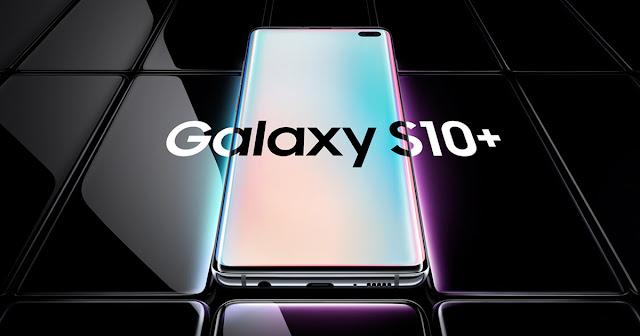 سعر و مواصفات موبايل Samsung Galaxy S10 Plus الجديد