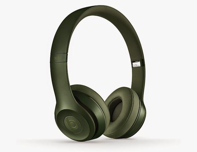 tai nghe beats solo 2 wireless màu xanh rêu, cửa hàng bán tai nghe songlongmedia số 12/860 Minh Khai, Hai Bà Trưng, Hà Nội.