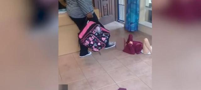 Σοκαριστικό βίντεο: Νηπιαγωγός ρίχνει κλωτσιά στο κεφάλι παιδιού με αναπηρία