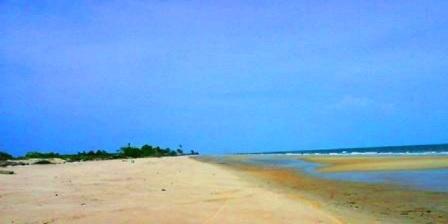 Pantai Ujung Pandaran pantai ujung pandaran di kotawaringin timur