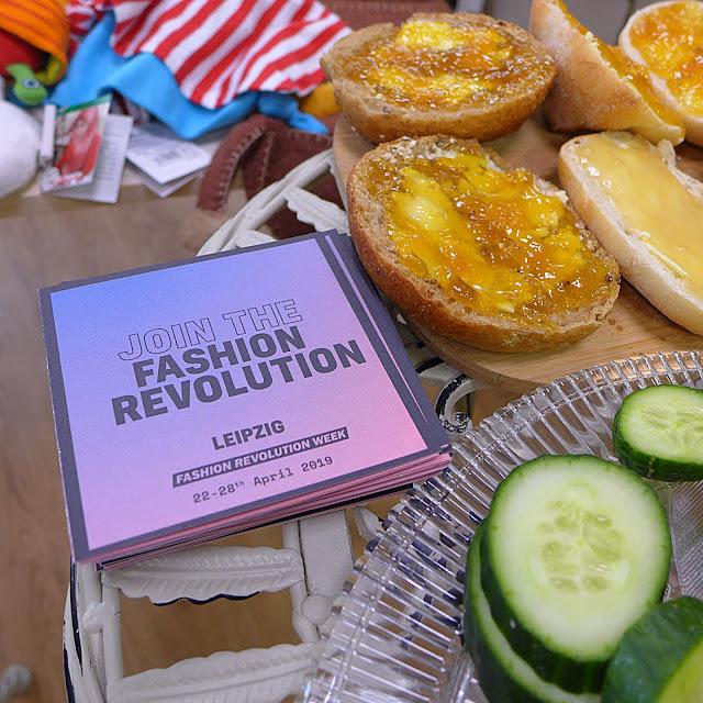 Nachhaltige Mode Themenwoche in Leipzig im April 2019