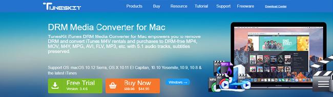 DRM Media Converter for MAC