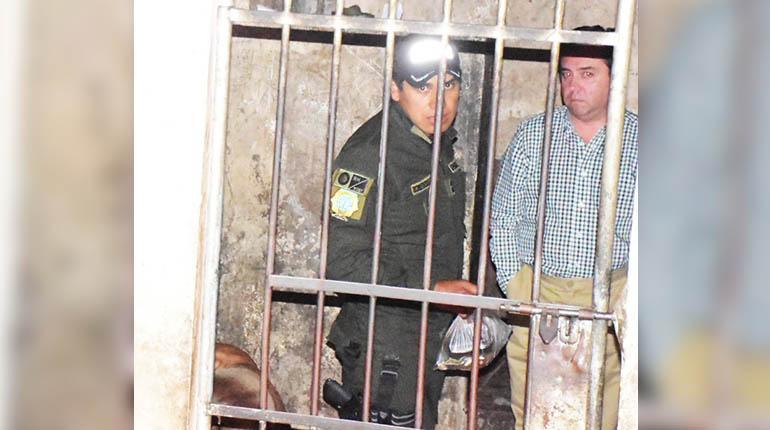 Gainza pasó la noche en celdas de la FELCC de Cochabamba / LOS TIEMPOS