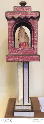 The Christmas Lantern Kit by Clare Charvill Graphic 45