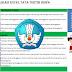 Aplikasi Excel Tata Tertib Siswa di Sekolah Plus Grafik