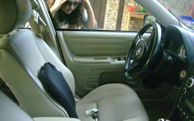 Τι μπορείτε να κάνετε εάν κλειδωθείτε έξω από το αμάξι