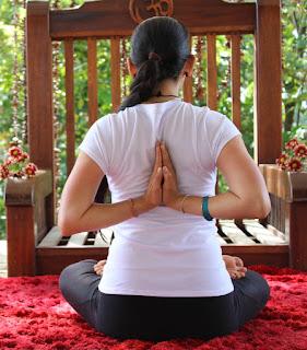 ANJALI MUDRA, equilibra, coordina y armoniza el hemisferio izquierdo y derecho del cerebro, generando una sensación de quietud en todo el cuerpo. 🙏