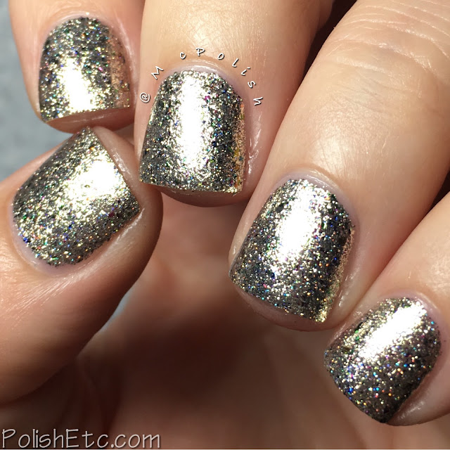 KBShimmer - Winter 2016 Collection - McPolish - Bling in the New Year