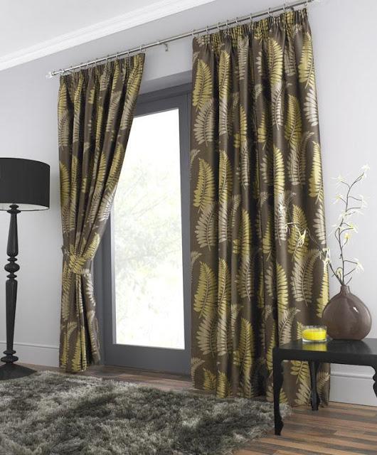 Luxury Living Room Curtains Ideas 2014