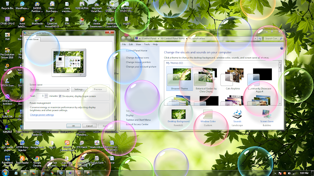Cara Mengganti Wallpaper Dan Screen Saver Pada Windows