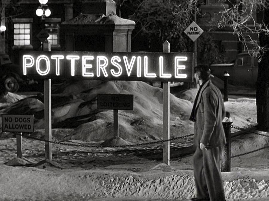 Pottersville Wonderful Life