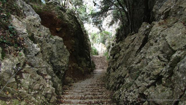 ameiseblog_Escaleras Faro del Caballo_Monte Buciero_Santoña