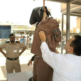 Execution in Kuwait