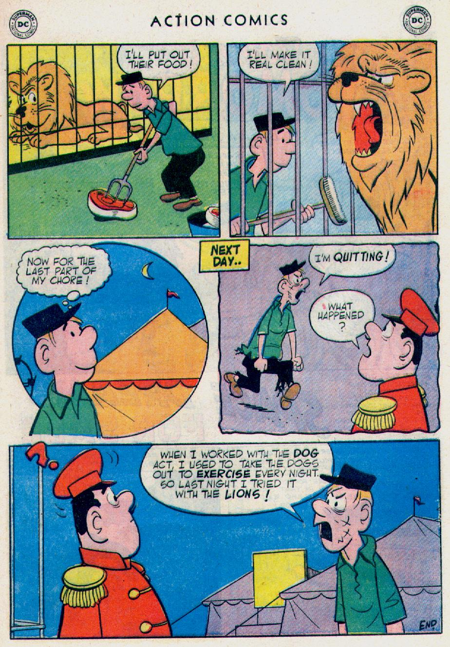 Read online Action Comics (1938) comic -  Issue #228 - 27