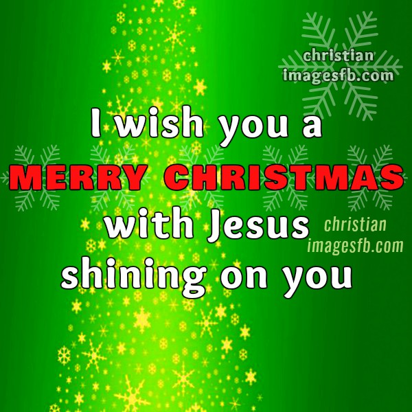 Merry Christmas images and nice quotes for facebook friends by Mery Bracho