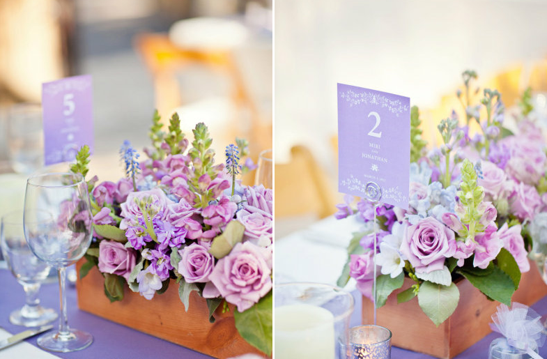 Using Pastels in a Wedding Theme