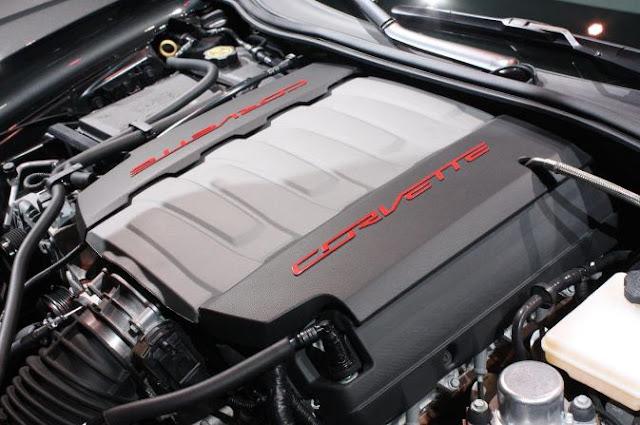 2017 performance Chevrolet Corvette Grand Sport