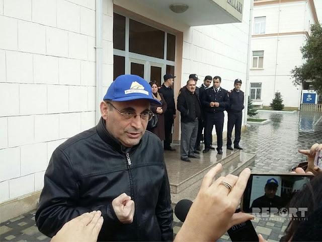 Arif Yunusov: Aliyev ordenó los pogroms de los armenios en Bakú: