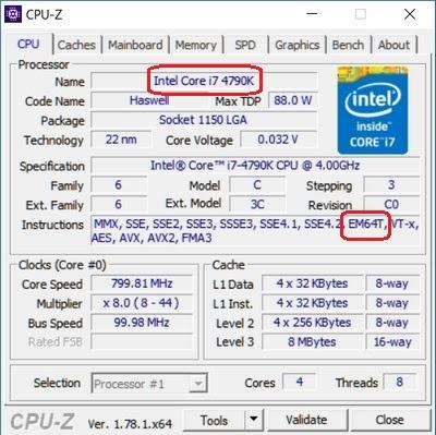 Apa Perbedaan Antara Prosesor 32 Bit dan 64 Bit?