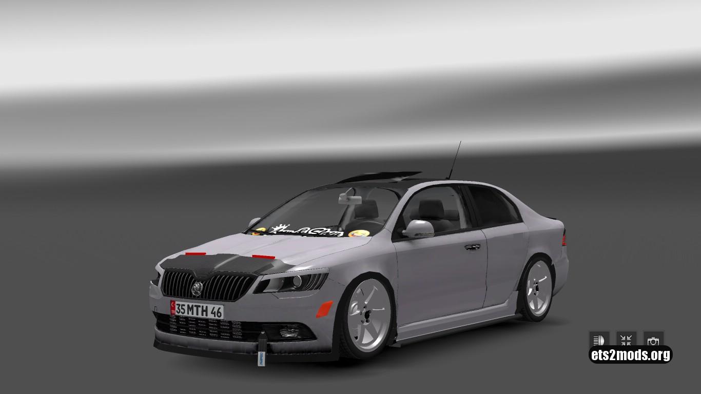 Car – Skoda Superb V 6.0