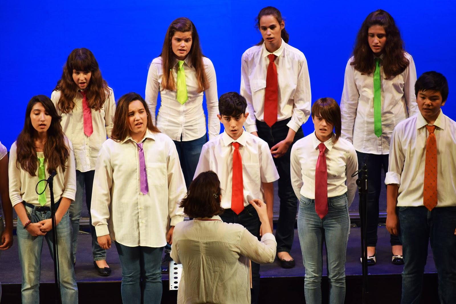 Corearte corearte puerto de la cruz coros junior - Colegio escolapias madrid ...