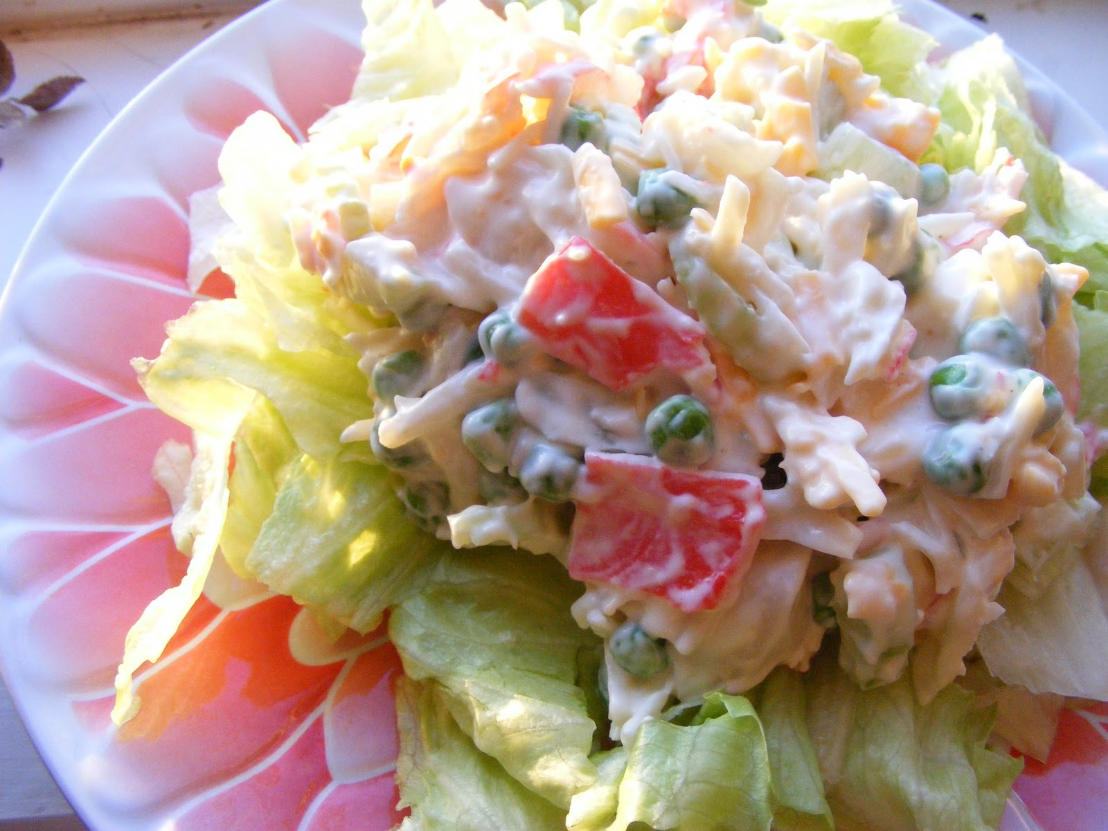 Vegetable Salad Diet Recipes
