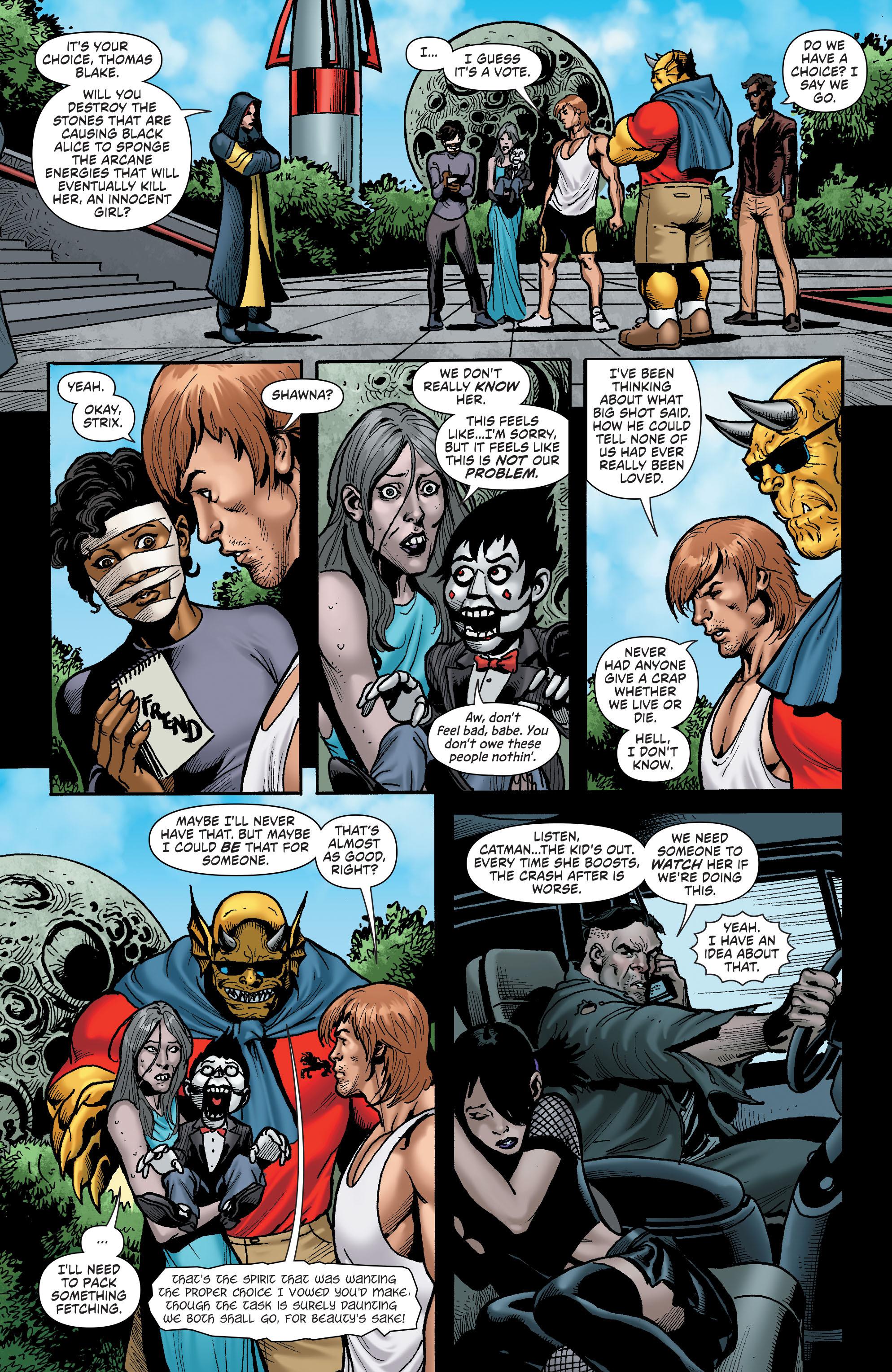 Read online Secret Six (2015) comic -  Issue #8 - 12