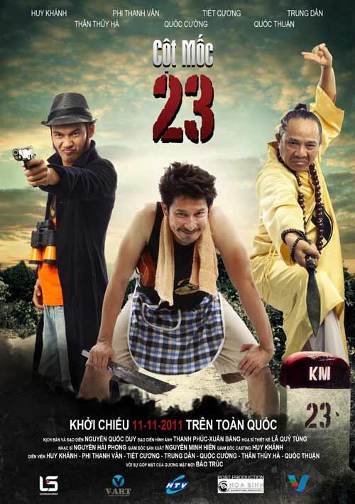 Xem Phim Cột Mốc 23 2011