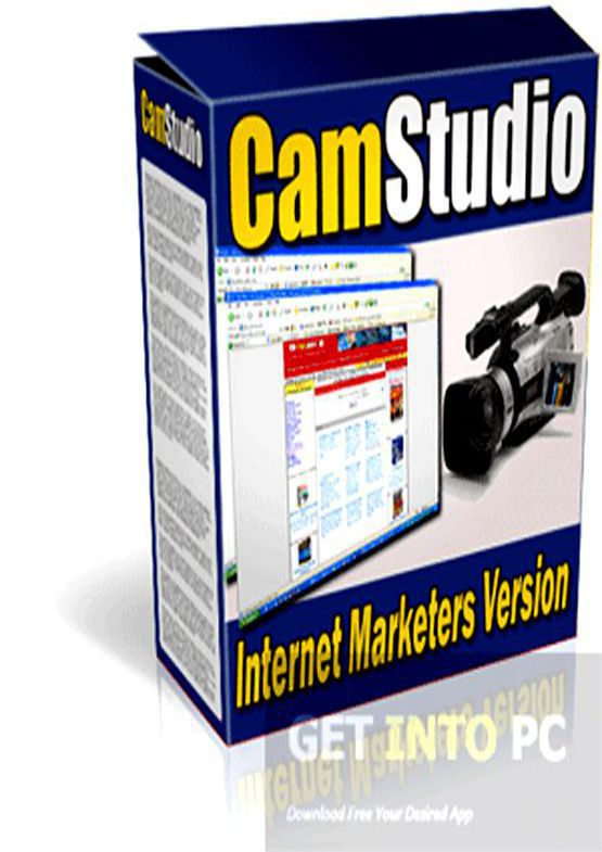 Download Cam Studio for PC free full version