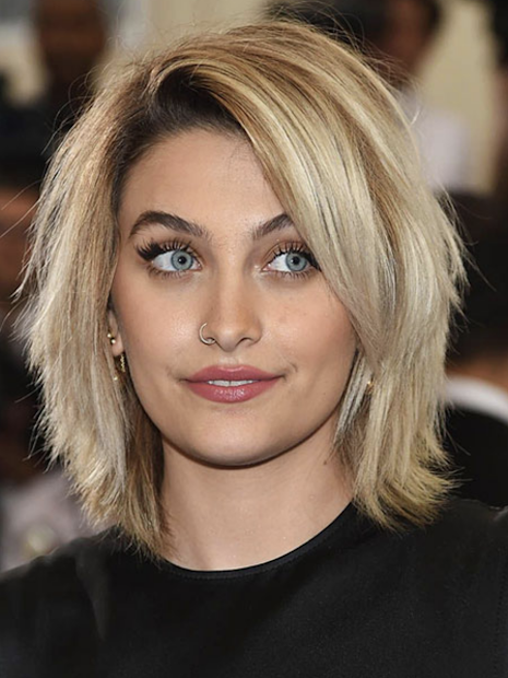 layered bob hairstyles woman