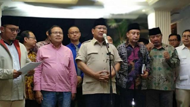 Kumpulkan Pakar, Prabowo Khawatir dengan Ekonomi Indonesia