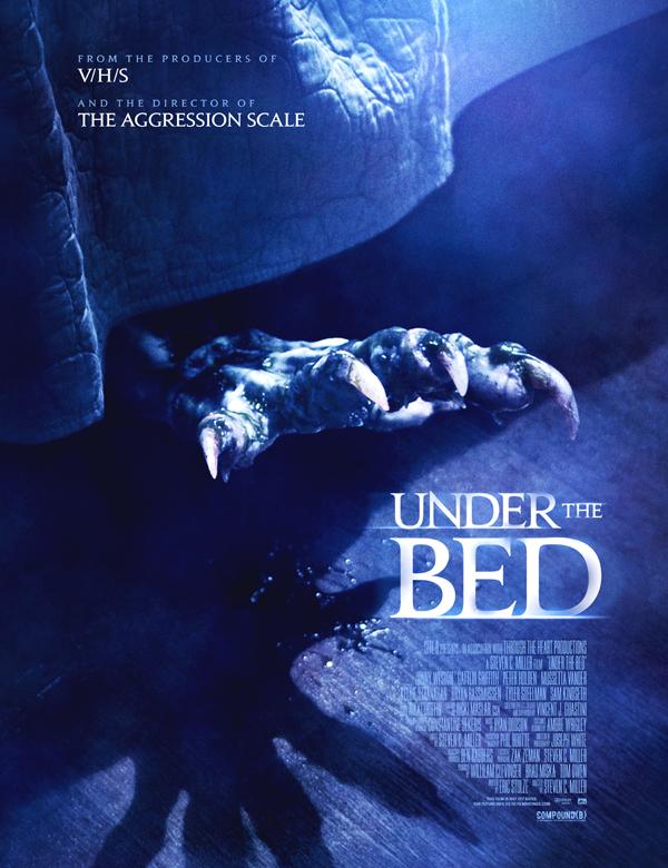 Xem Phim Quái Vật Dưới Gầm Giường 2012