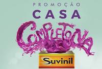 Promoção Casa Completona Suvinil promocaosuvinil.com.br