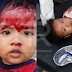 Brek Mengejut, Anak Jatuh Tersembam Di Lantai Kereta