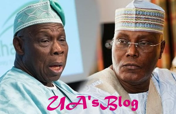 OBJ To Atiku: From The Day I Nominated You To Be My Vice, You Set Your Mind Not For Any Good