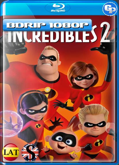 Los Increíbles 2 (2018) BDRIP 1080P LATINO/INGLES