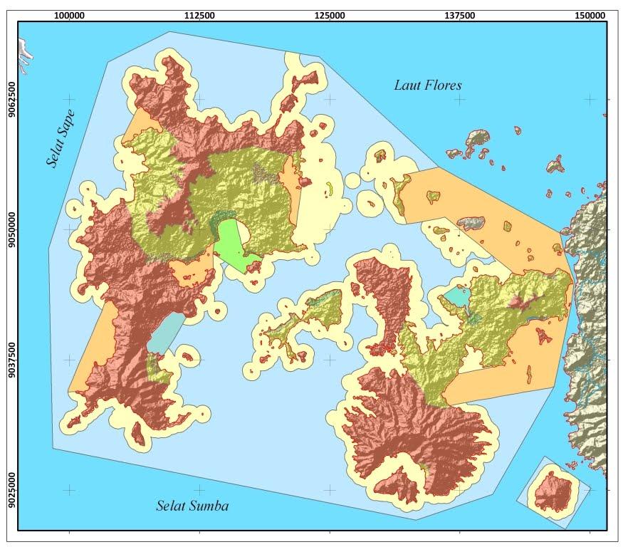 Zonasi Taman Nasional 35