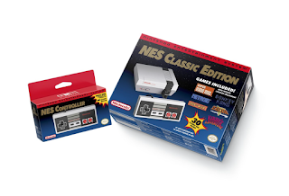 Nintendo is rereleasing the NES Nintendo Entertainment System. Details at JasonSantoro.com