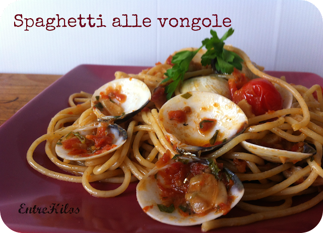 spaghetti alle vongole