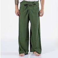 Balıkçı pantolon kombinleri