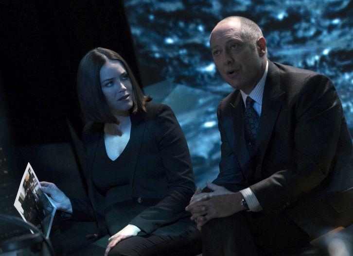 The Blacklist - Episode 3.15 - Drexel - Promotional Photos