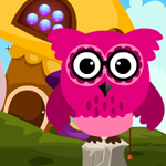 G4K Pink Owl Rescue 3 Game